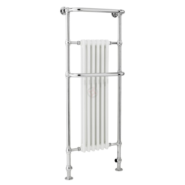 Revive 1500H x 574W Traditional Column Towel Rail