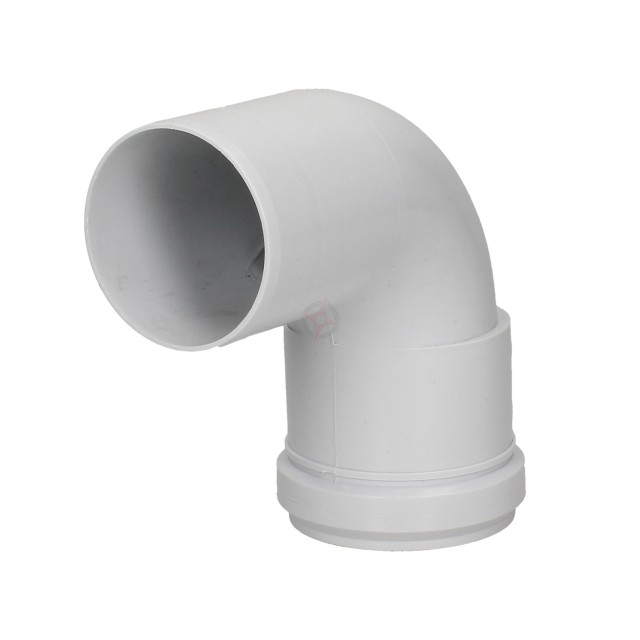 Glow-worm 87 Degree White Plume Bend