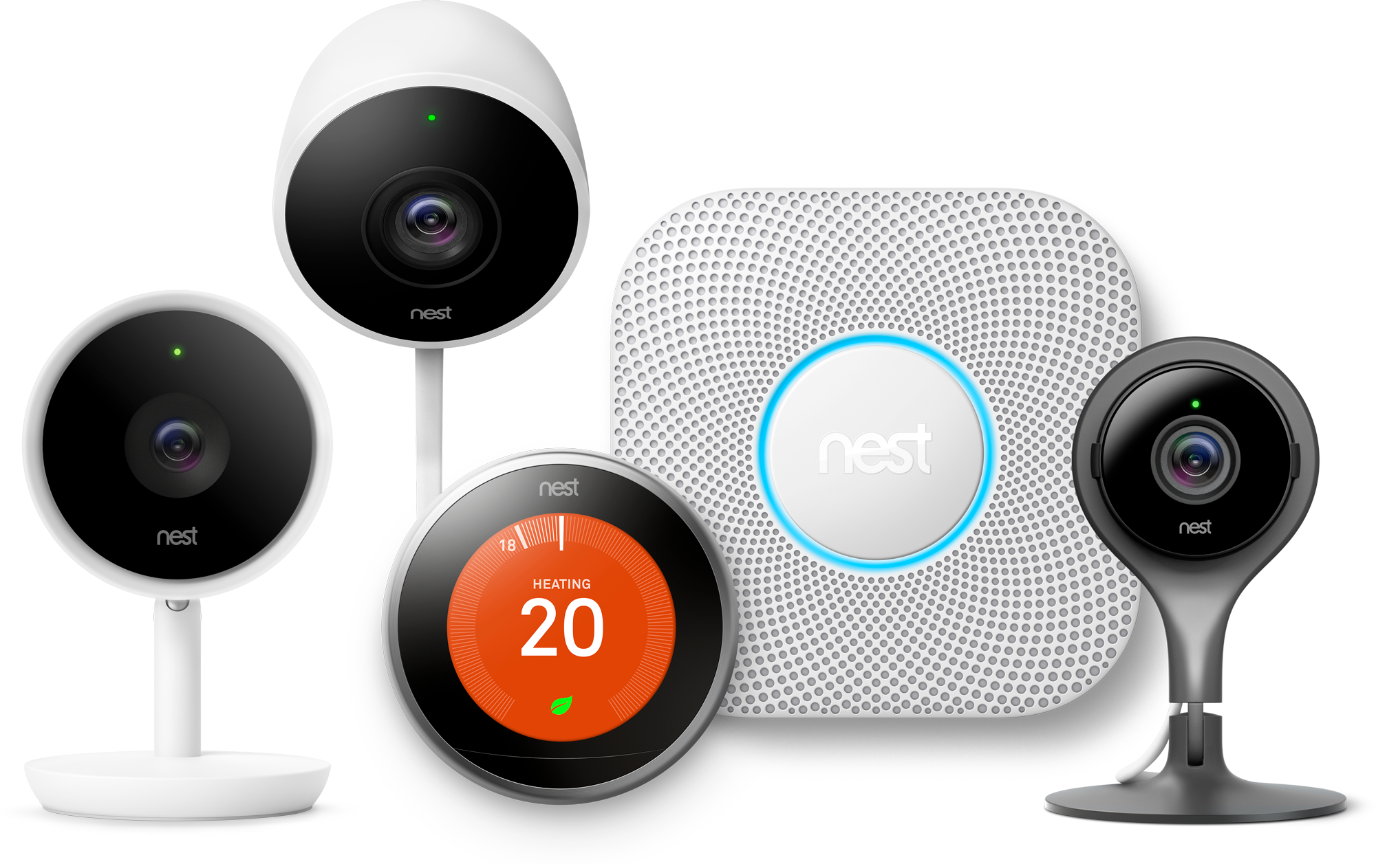 Nest Product Range